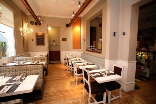 SIROP restoran Sirop-folie-interior